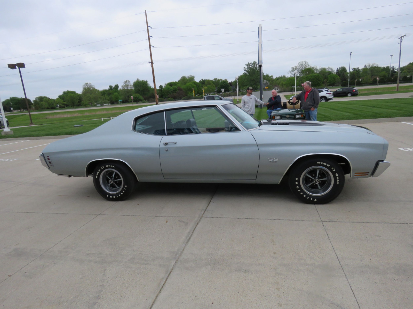 1970 Chevrolet Chevelle SS Coupe - Image 12