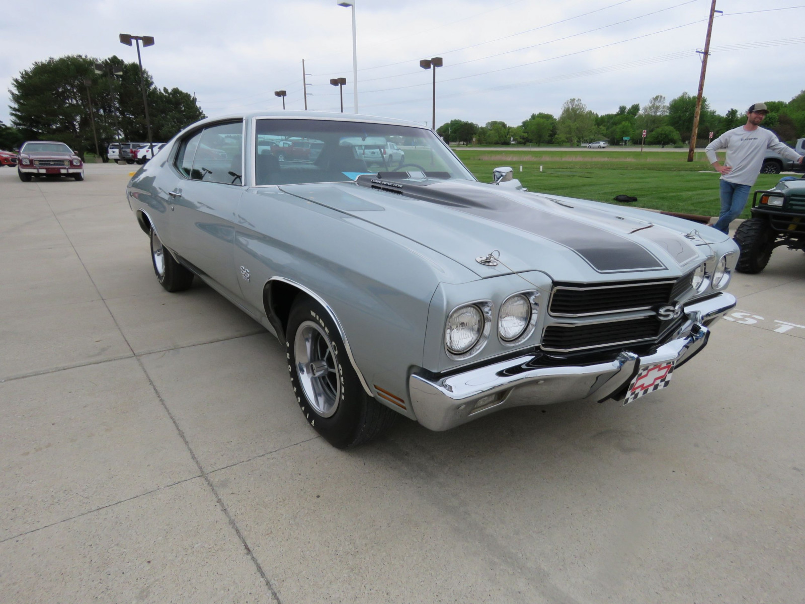 1970 Chevrolet Chevelle SS Coupe - Image 16