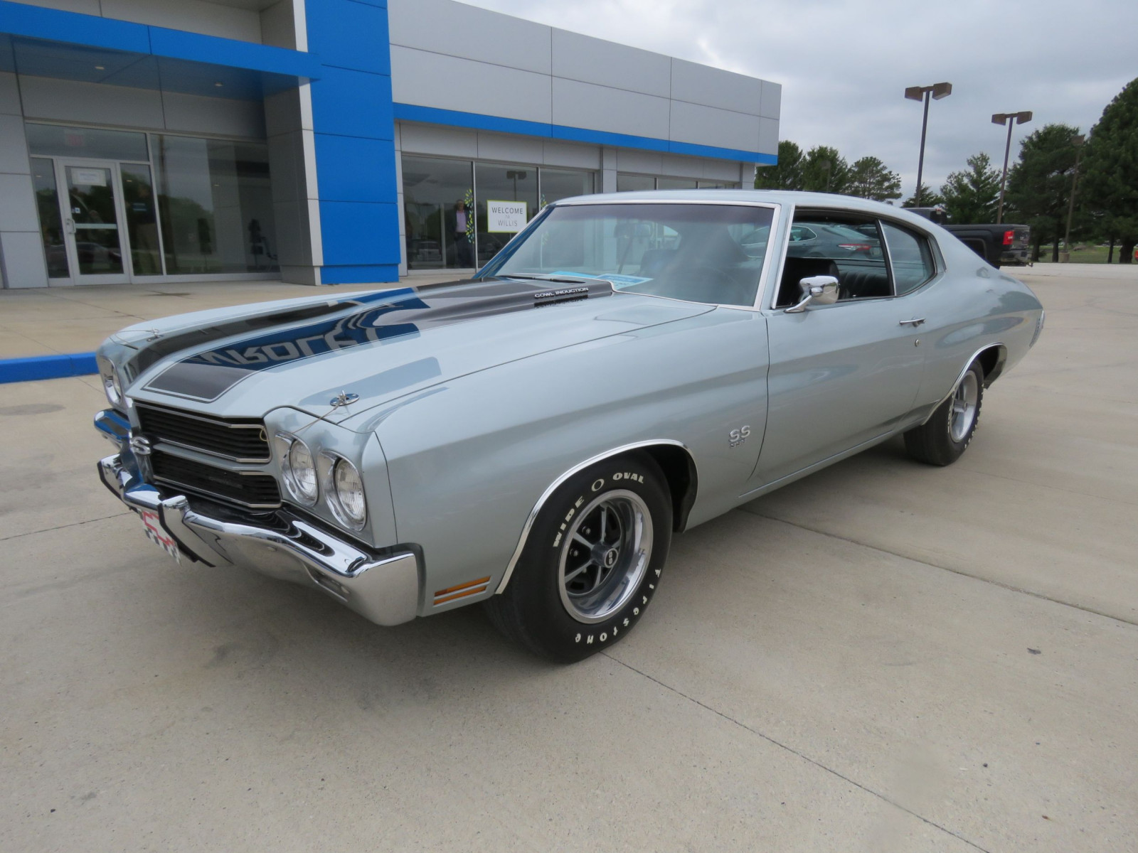 1970 Chevrolet Chevelle SS Coupe - Image 2