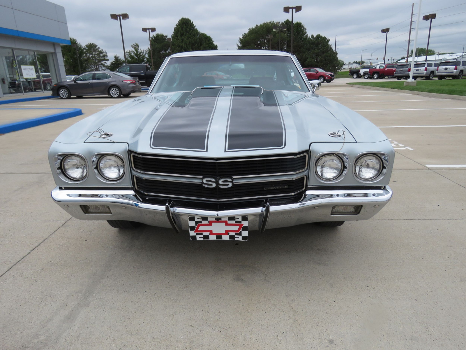 1970 Chevrolet Chevelle SS Coupe - Image 3