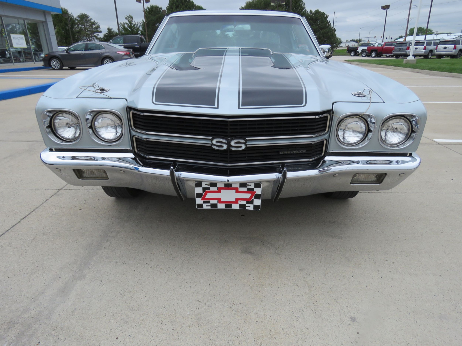 1970 Chevrolet Chevelle SS Coupe - Image 4