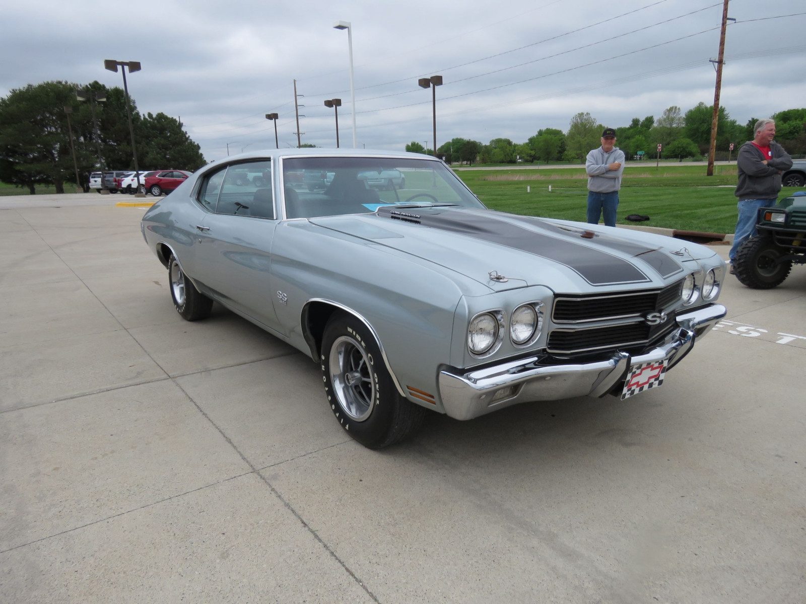 1970 Chevrolet Chevelle SS Coupe - Image 5