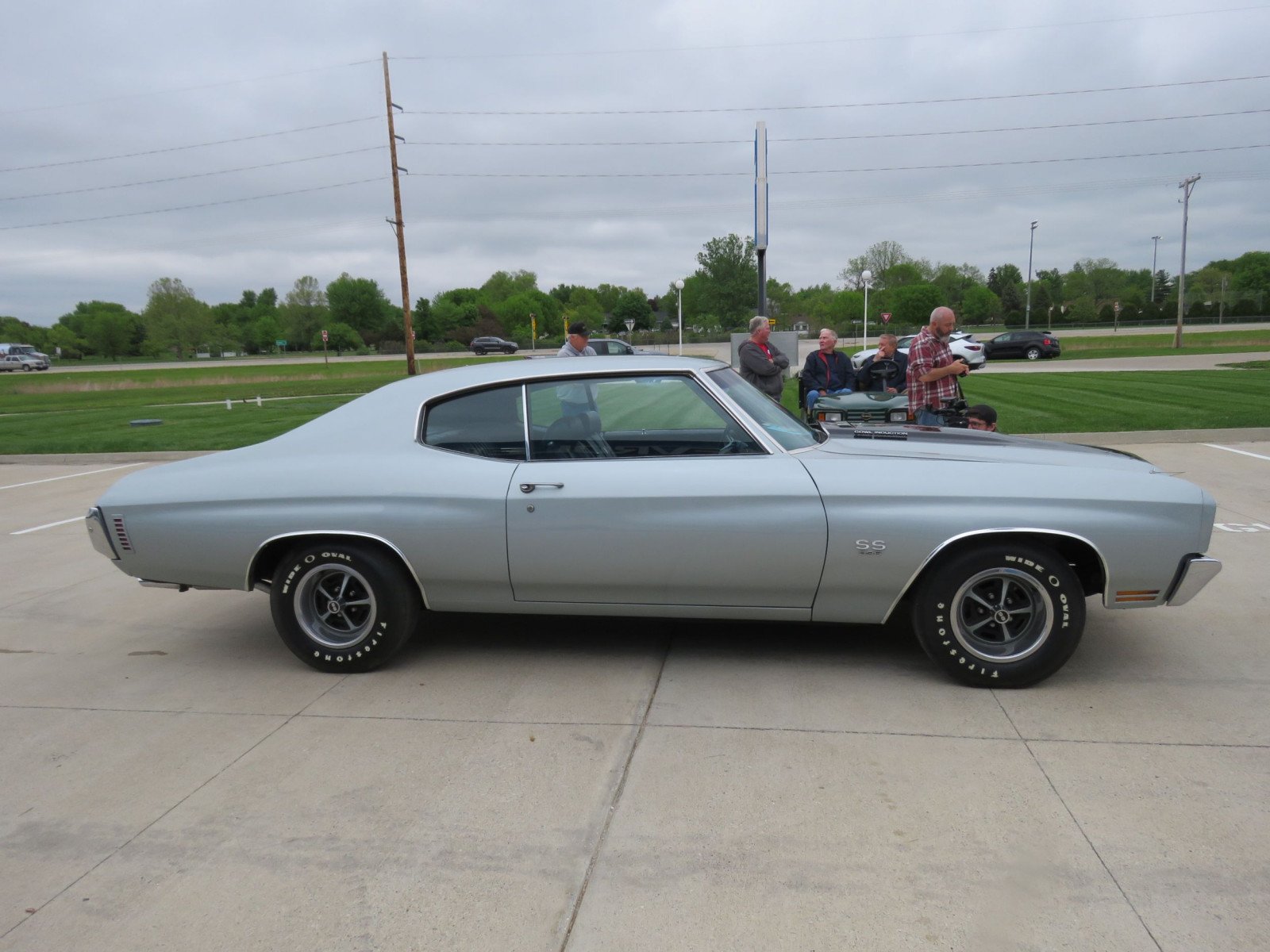 1970 Chevrolet Chevelle SS Coupe - Image 7