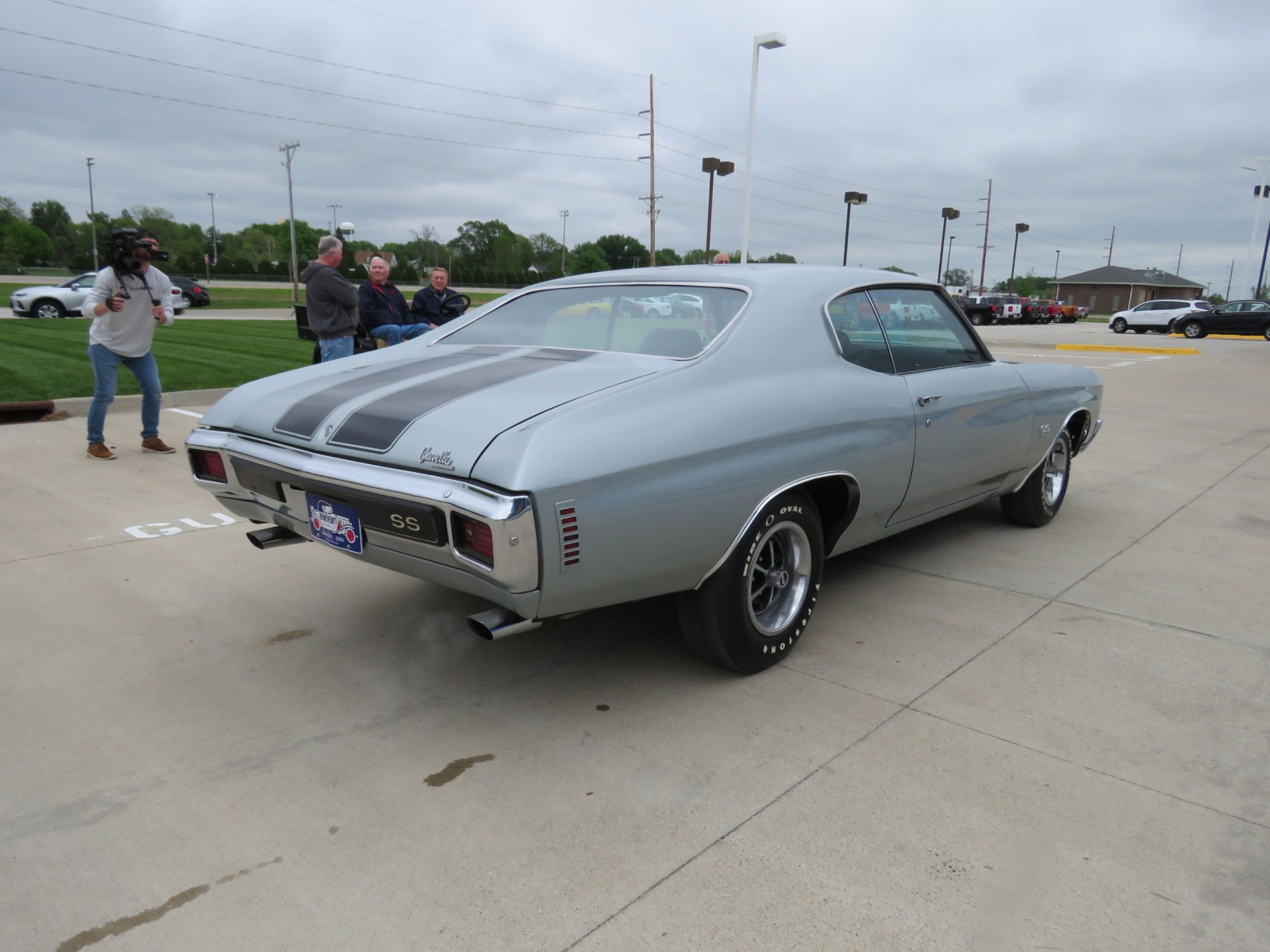 1970 Chevrolet Chevelle SS Coupe - Image 8