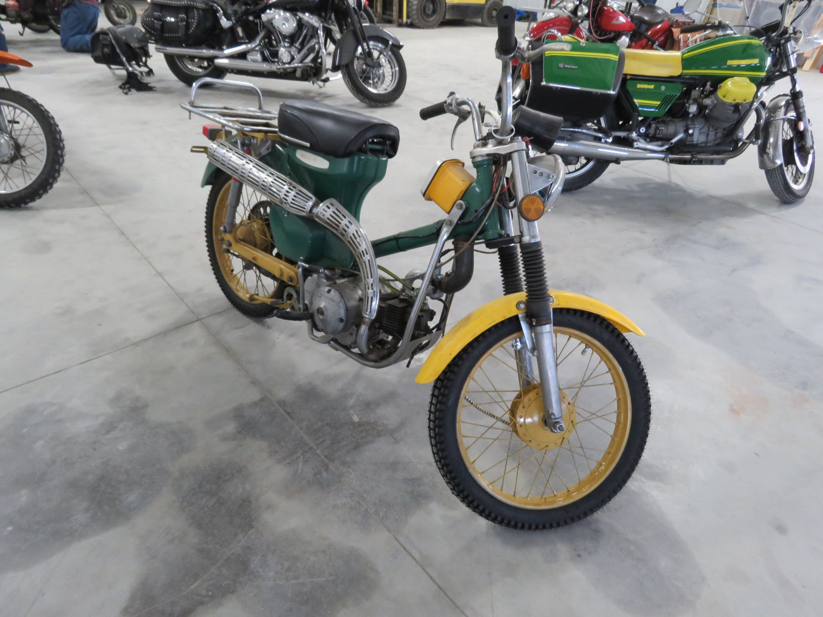 1965 Honda trail 90 Scooter - Image 1