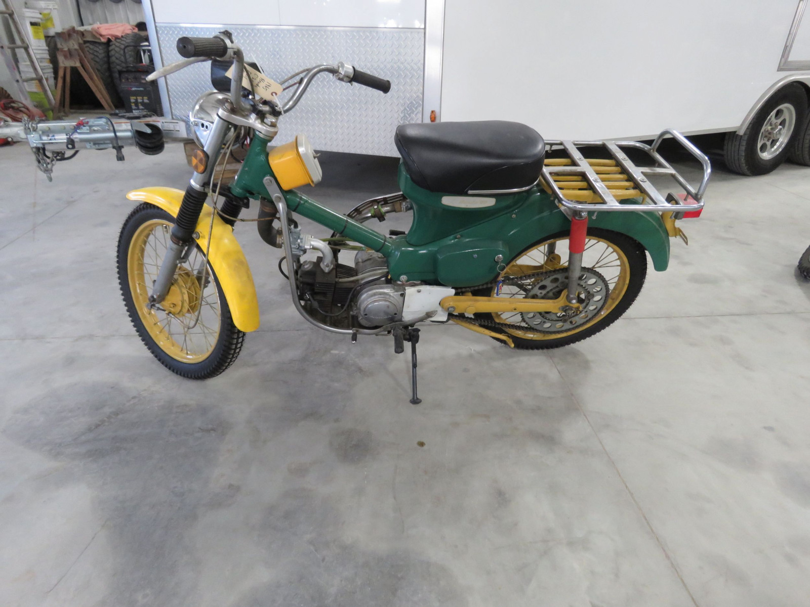 1965 Honda trail 90 Scooter - Image 2