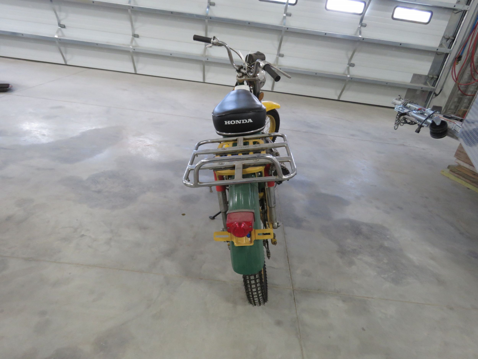 1965 Honda trail 90 Scooter - Image 3