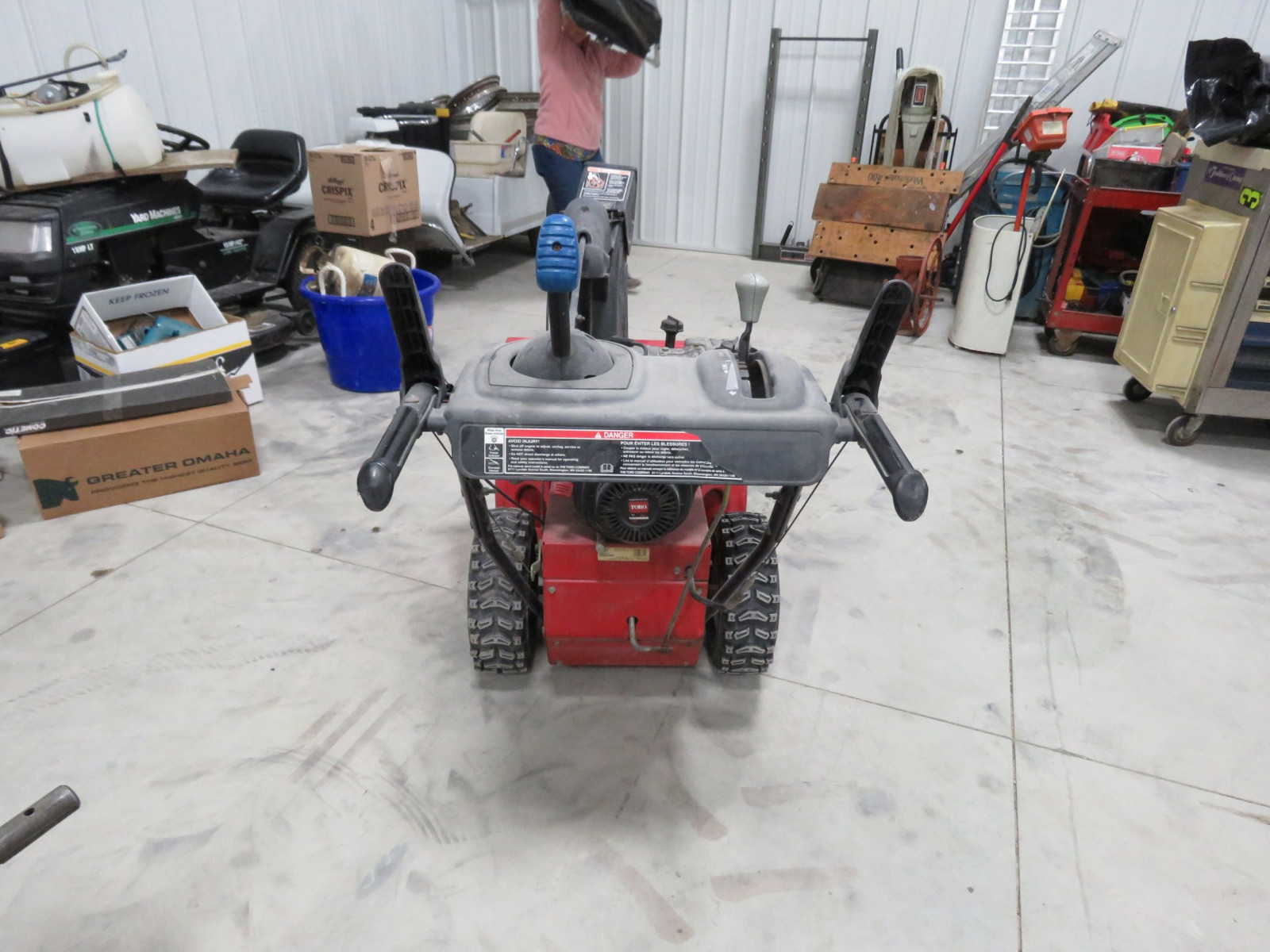 Toro Powermax 826LEv Snowblower - Image 3