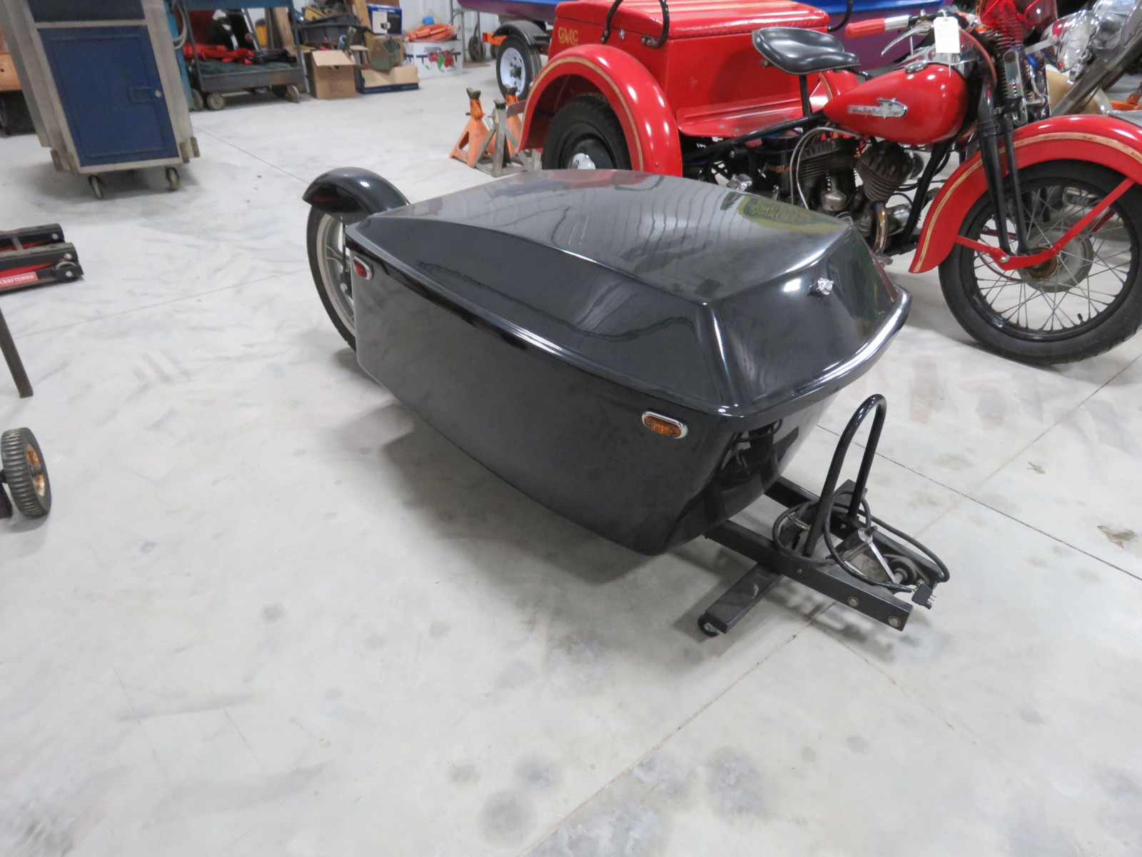 2009 Nline Motorcycle Trailer - Image 2