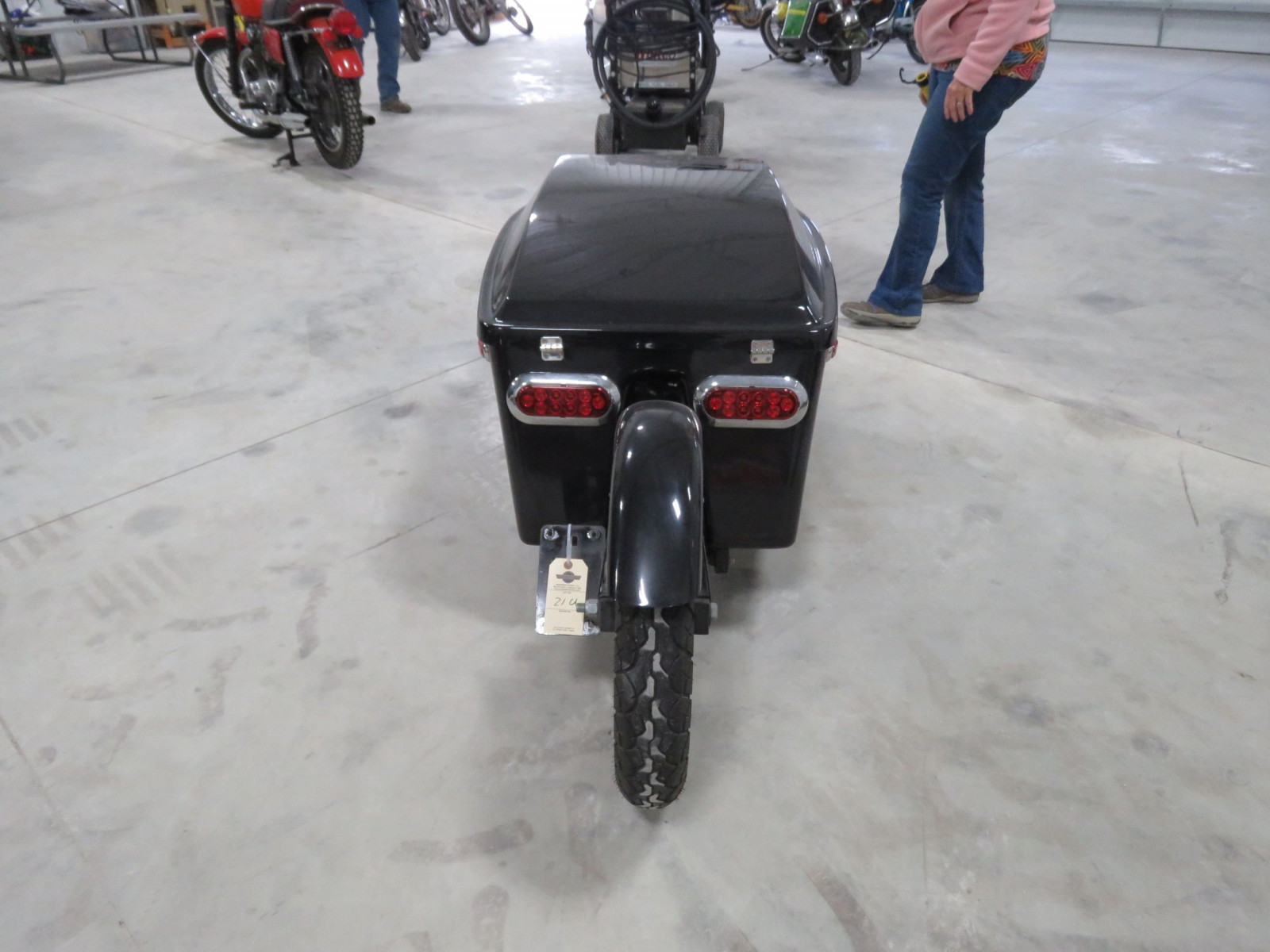 2009 Nline Motorcycle Trailer - Image 3