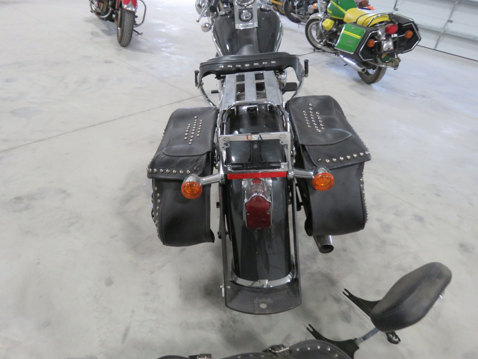 2005 Harley Davidson Custom Soft tail Motorcycle - Image 2