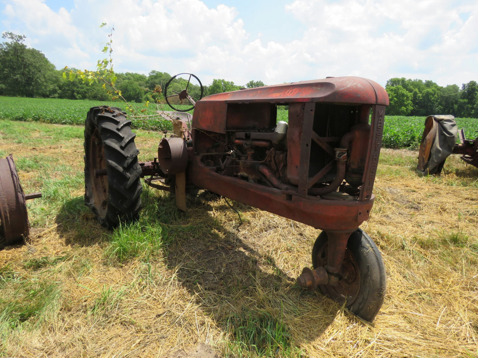 Massey Harris Tractor for Project or Parts - Image 1