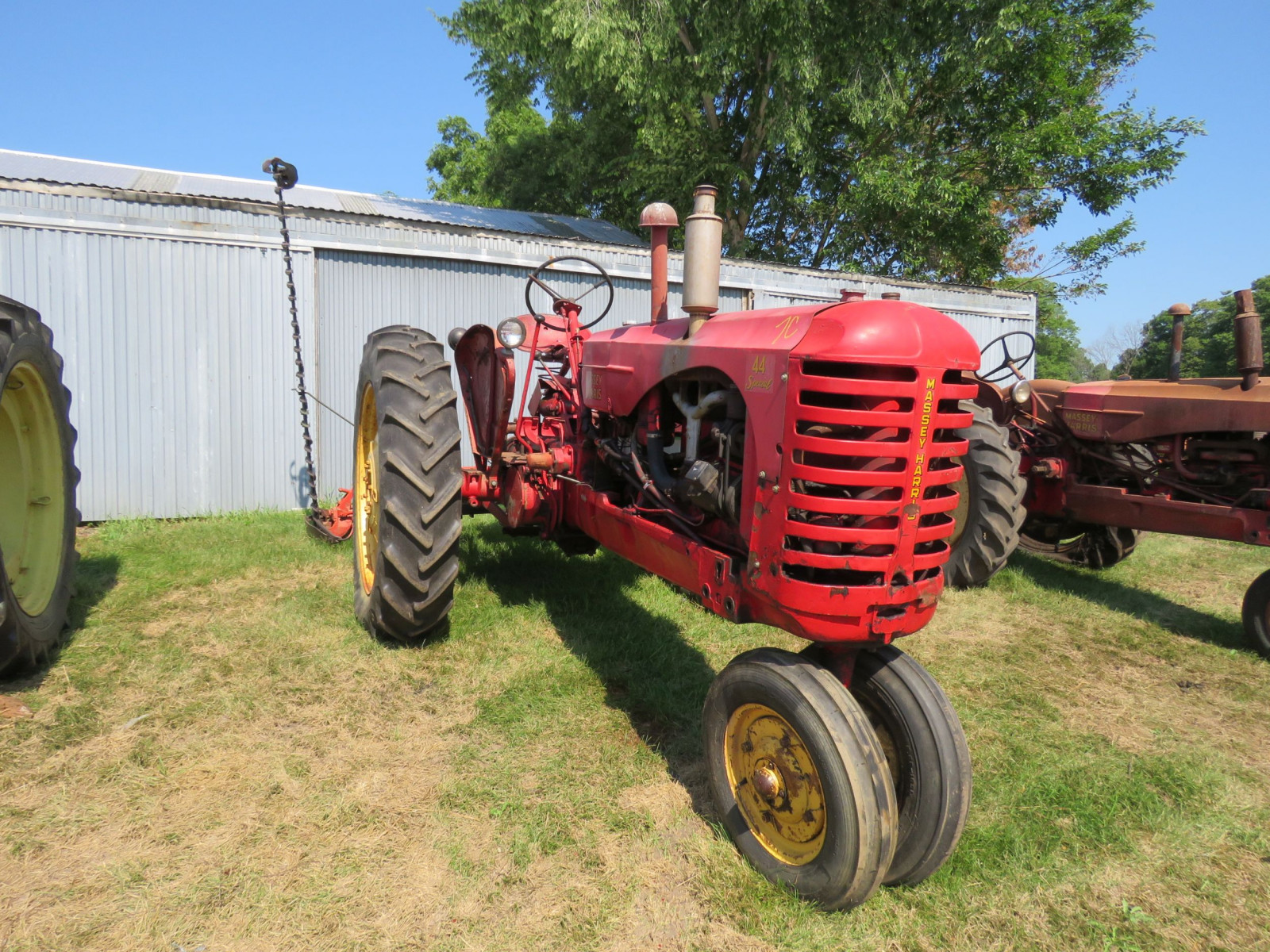 1955 Massey Harris 44 Special Tractor - Image 1
