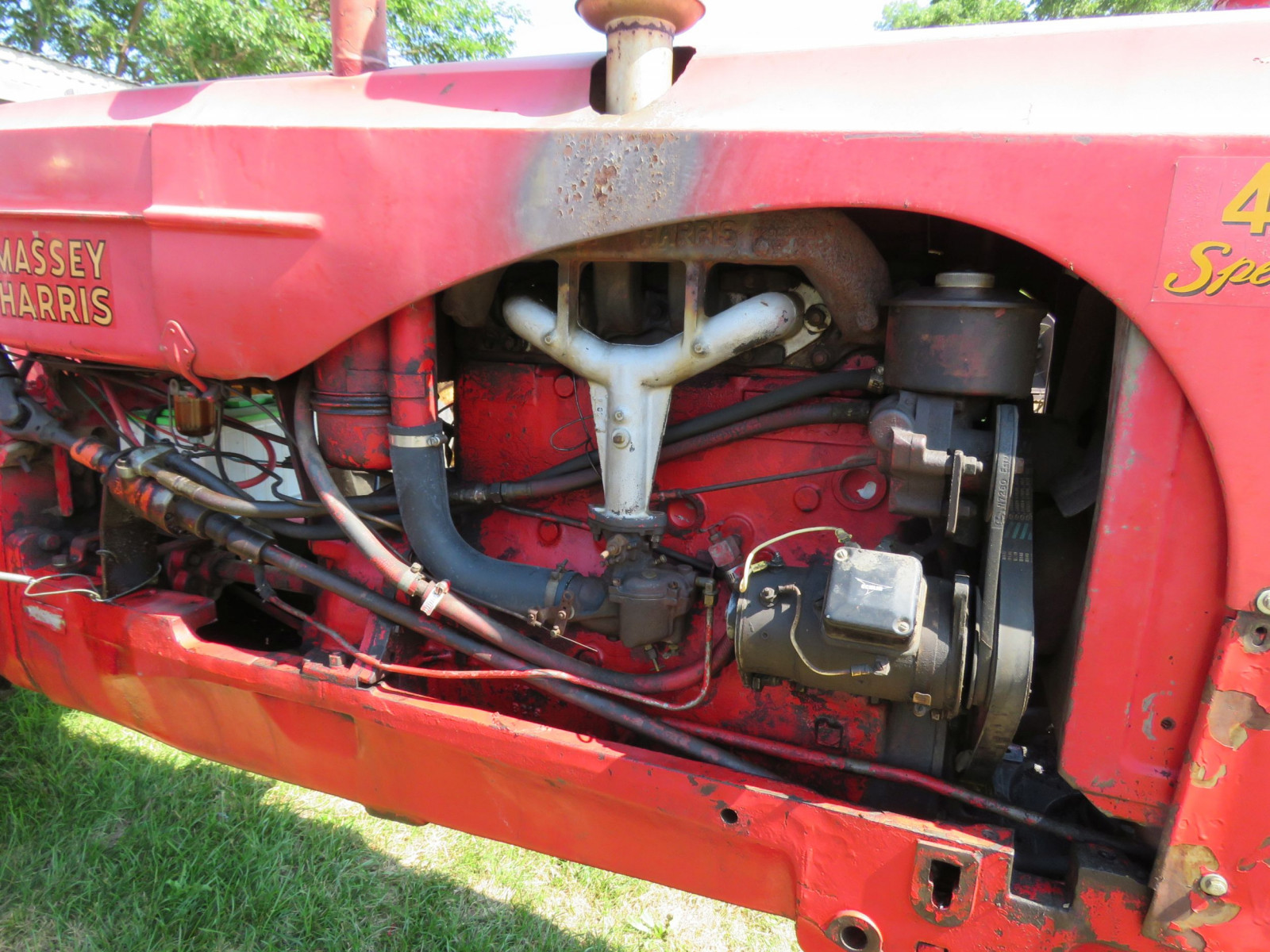 1955 Massey Harris 44 Special Tractor - Image 2