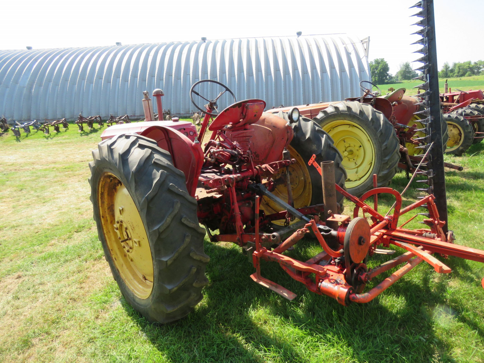 1955 Massey Harris 44 Special Tractor - Image 5