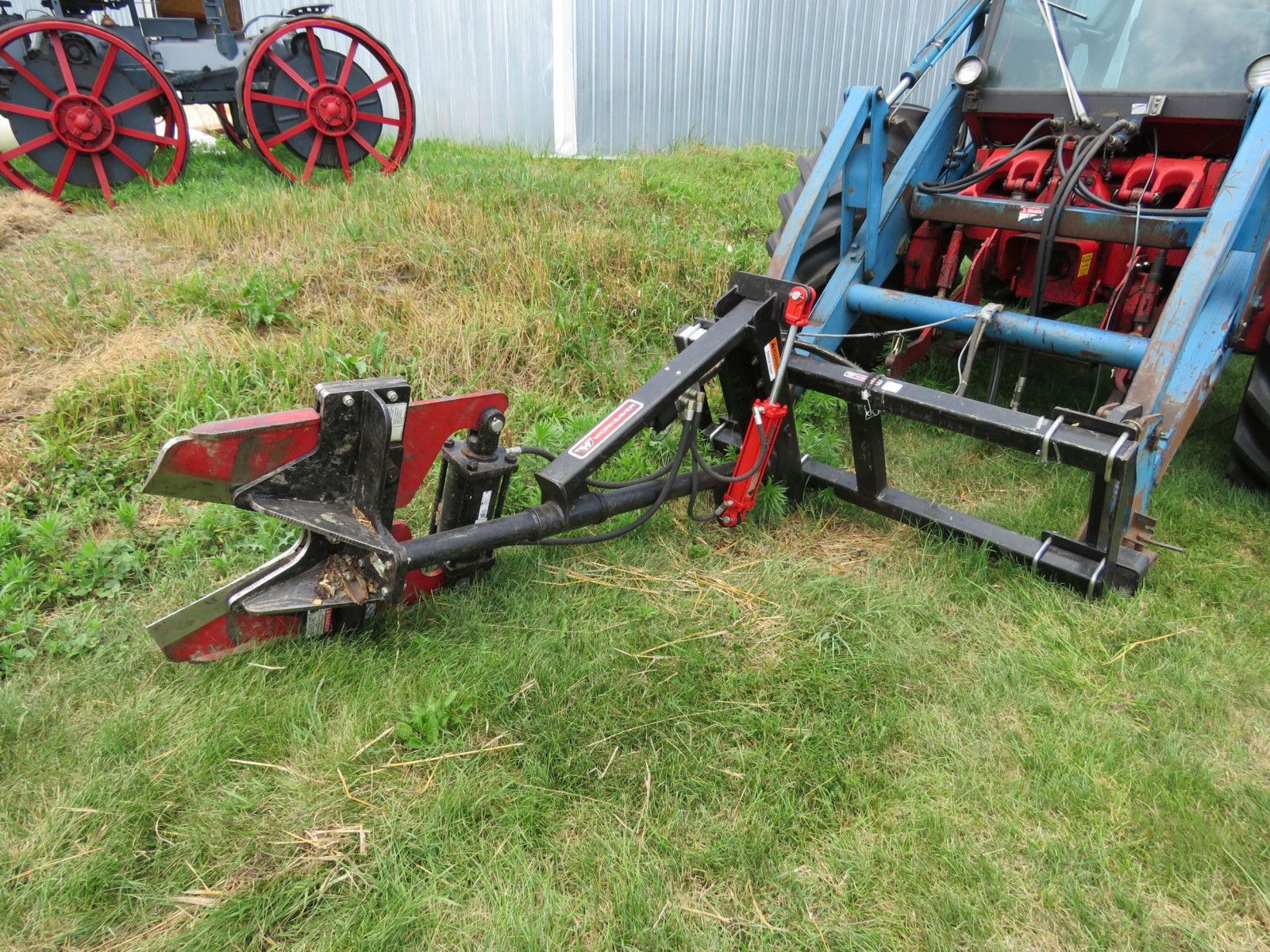 Woods 2126 Mower - Image 1