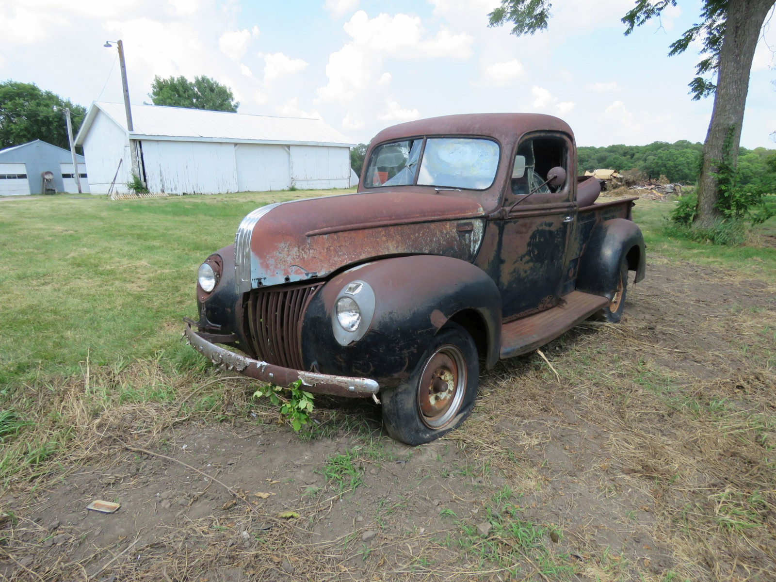 1940 Ford Pickup for Rod or Restore - Image 1