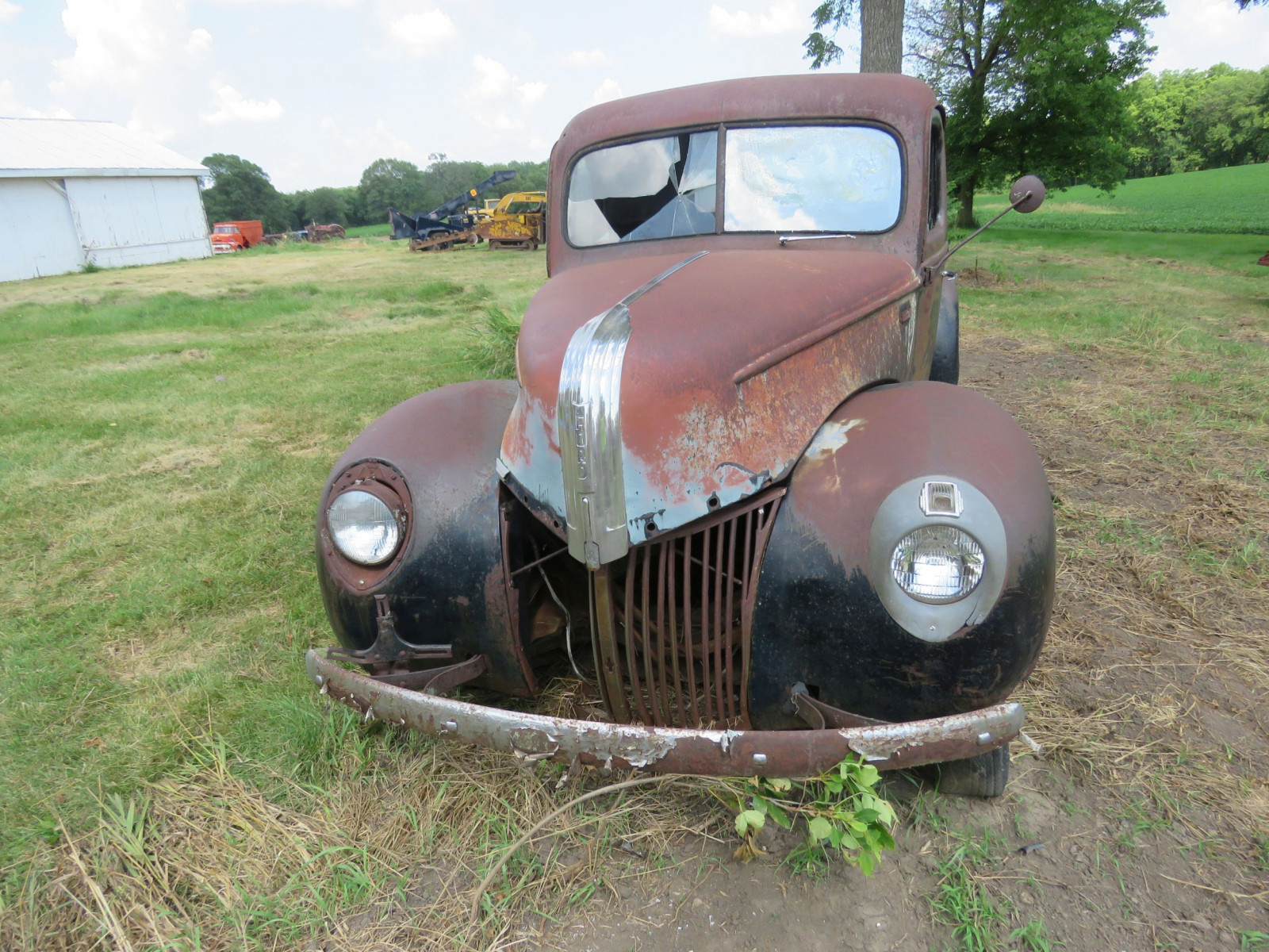 1940 Ford Pickup for Rod or Restore - Image 2