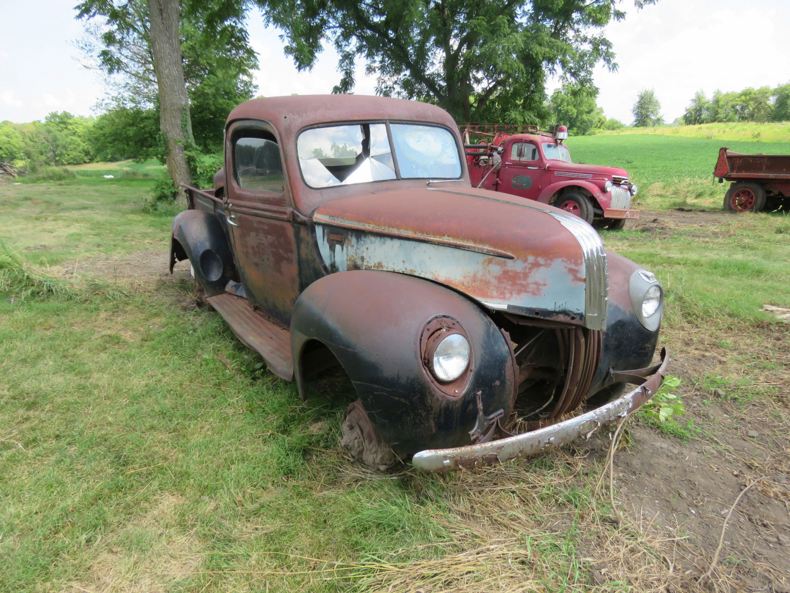 1940 Ford Pickup for Rod or Restore - Image 3