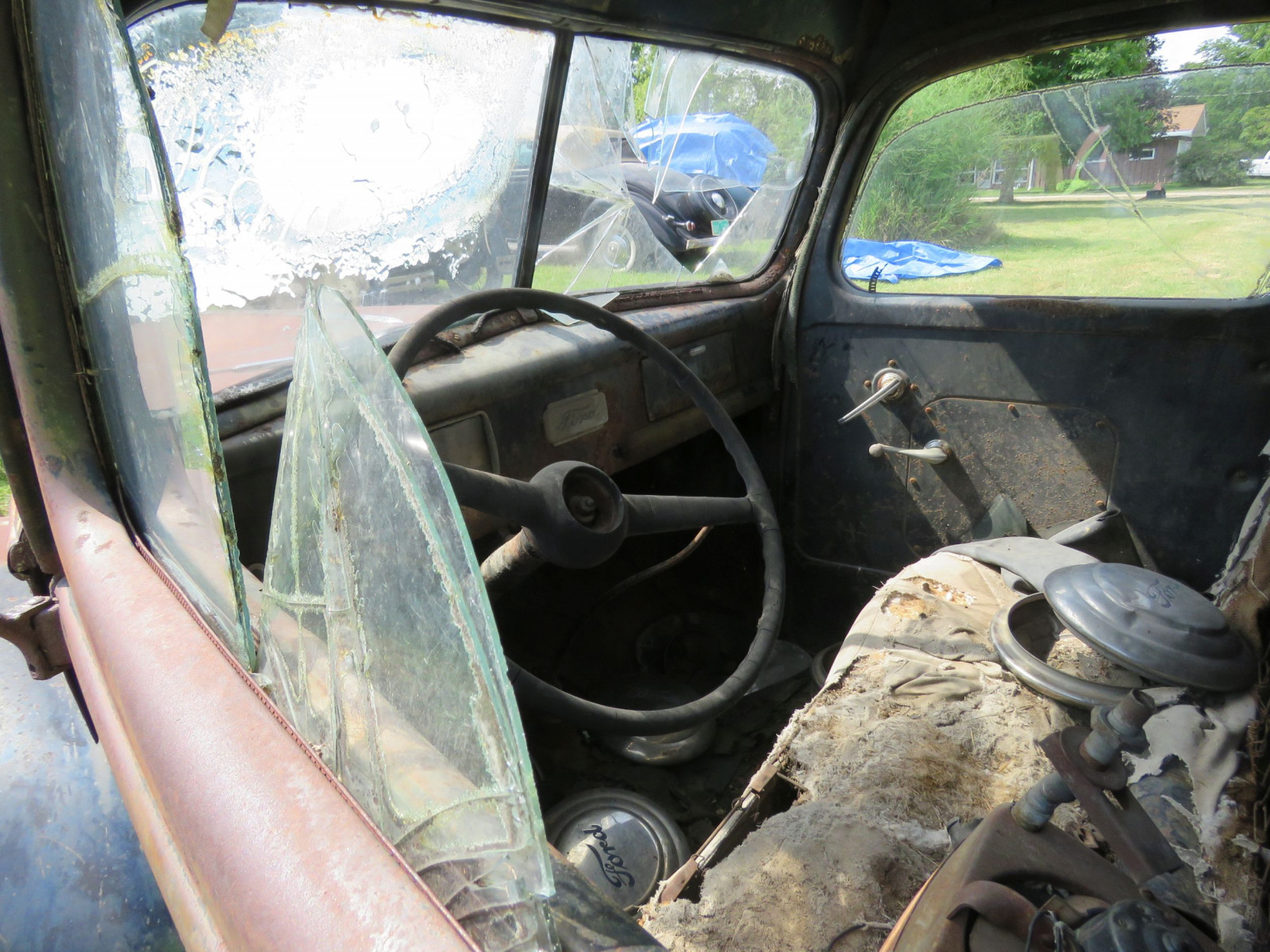 1940 Ford Pickup for Rod or Restore - Image 5