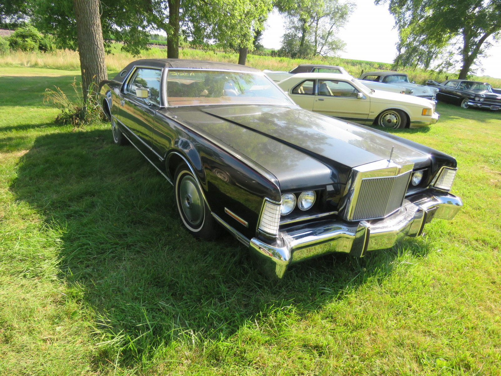 1973 Lincoln Continental Cartier Coupe - Image 1
