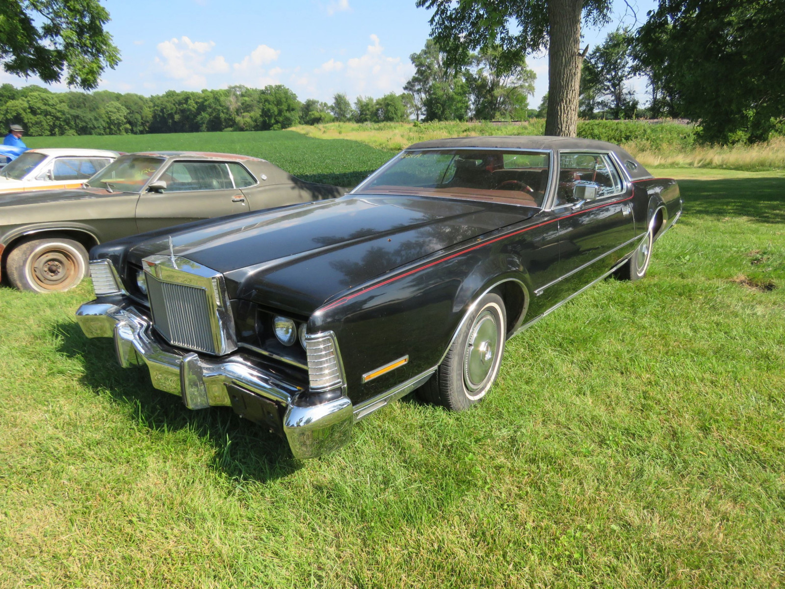1973 Lincoln Continental Cartier Coupe - Image 3