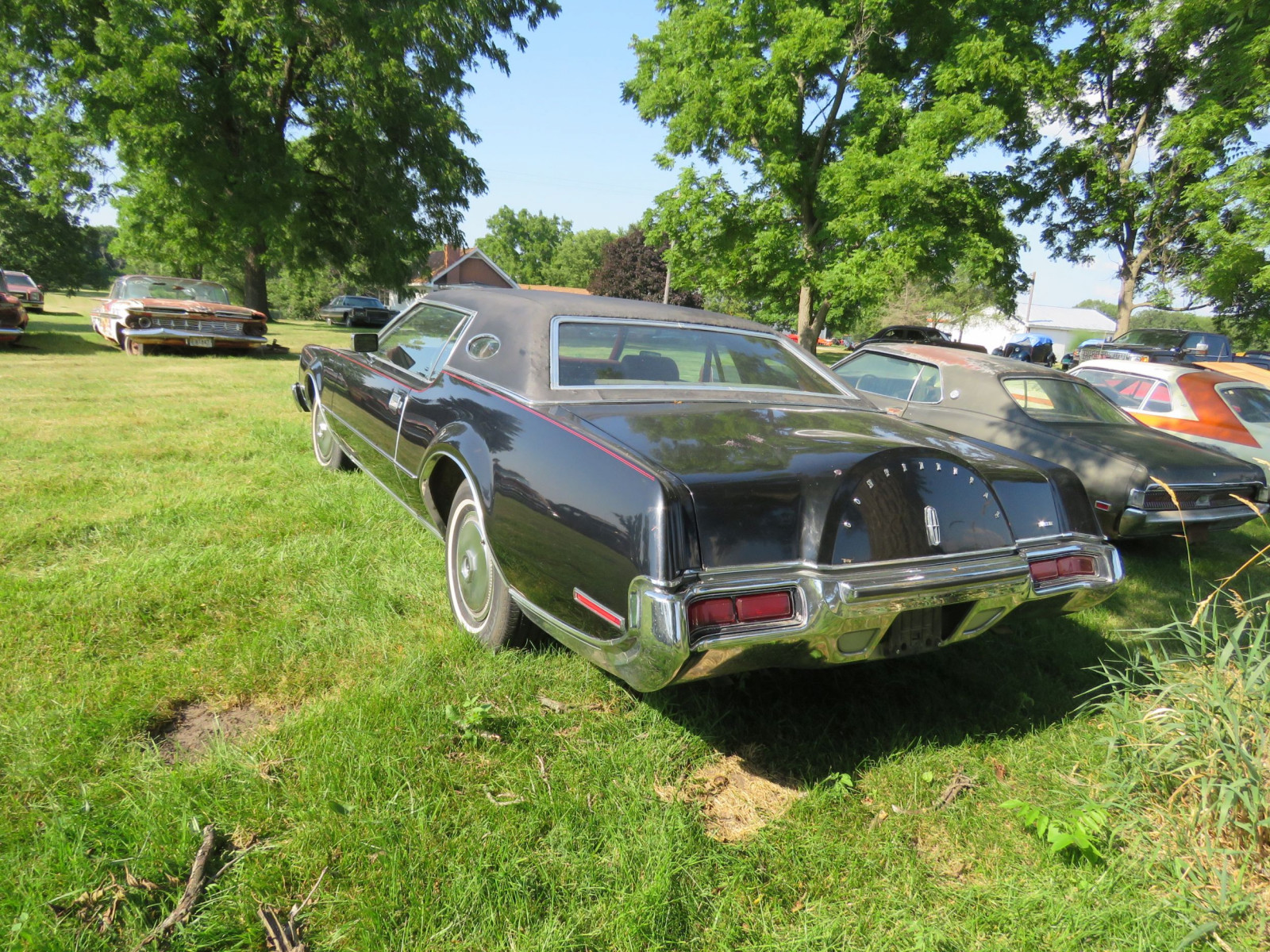 1973 Lincoln Continental Cartier Coupe - Image 5