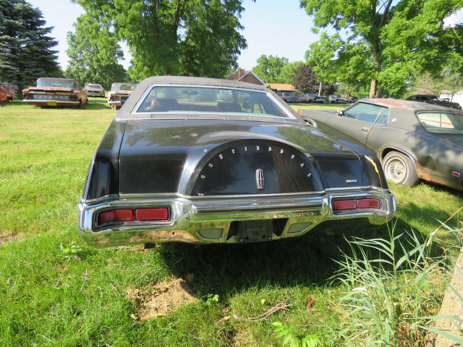 1973 Lincoln Continental Cartier Coupe - Image 6