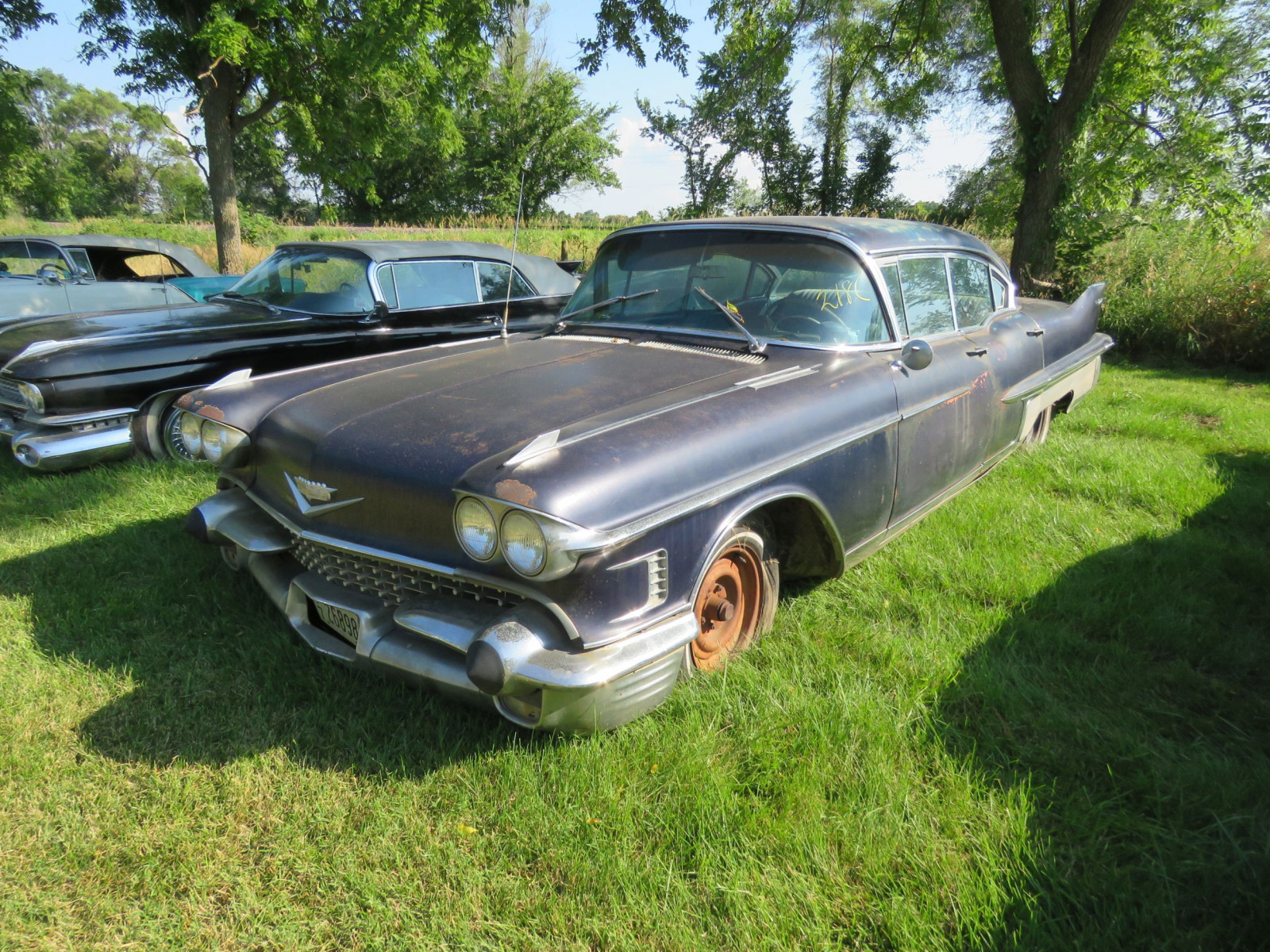 1958 Cadillac Fleetwood 60 Series 4dr HT - Image 1