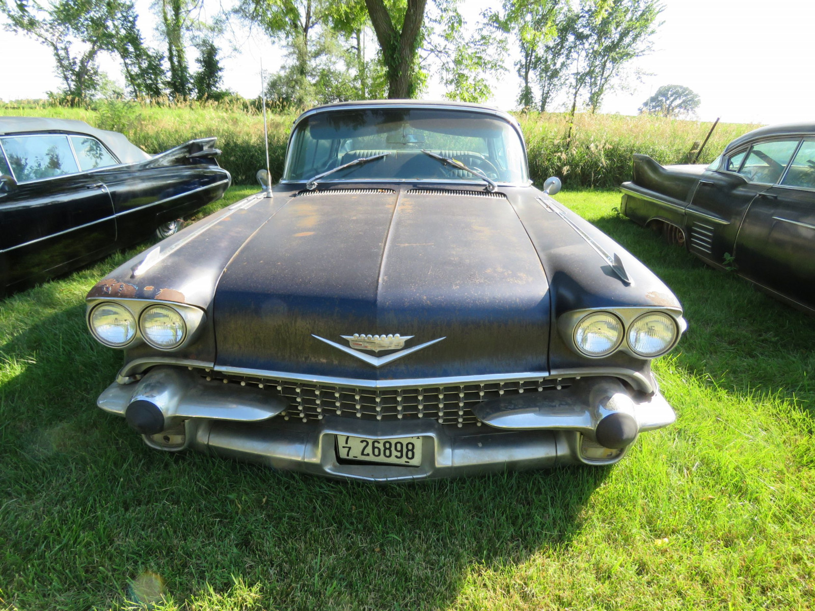 1958 Cadillac Fleetwood 60 Series 4dr HT - Image 2