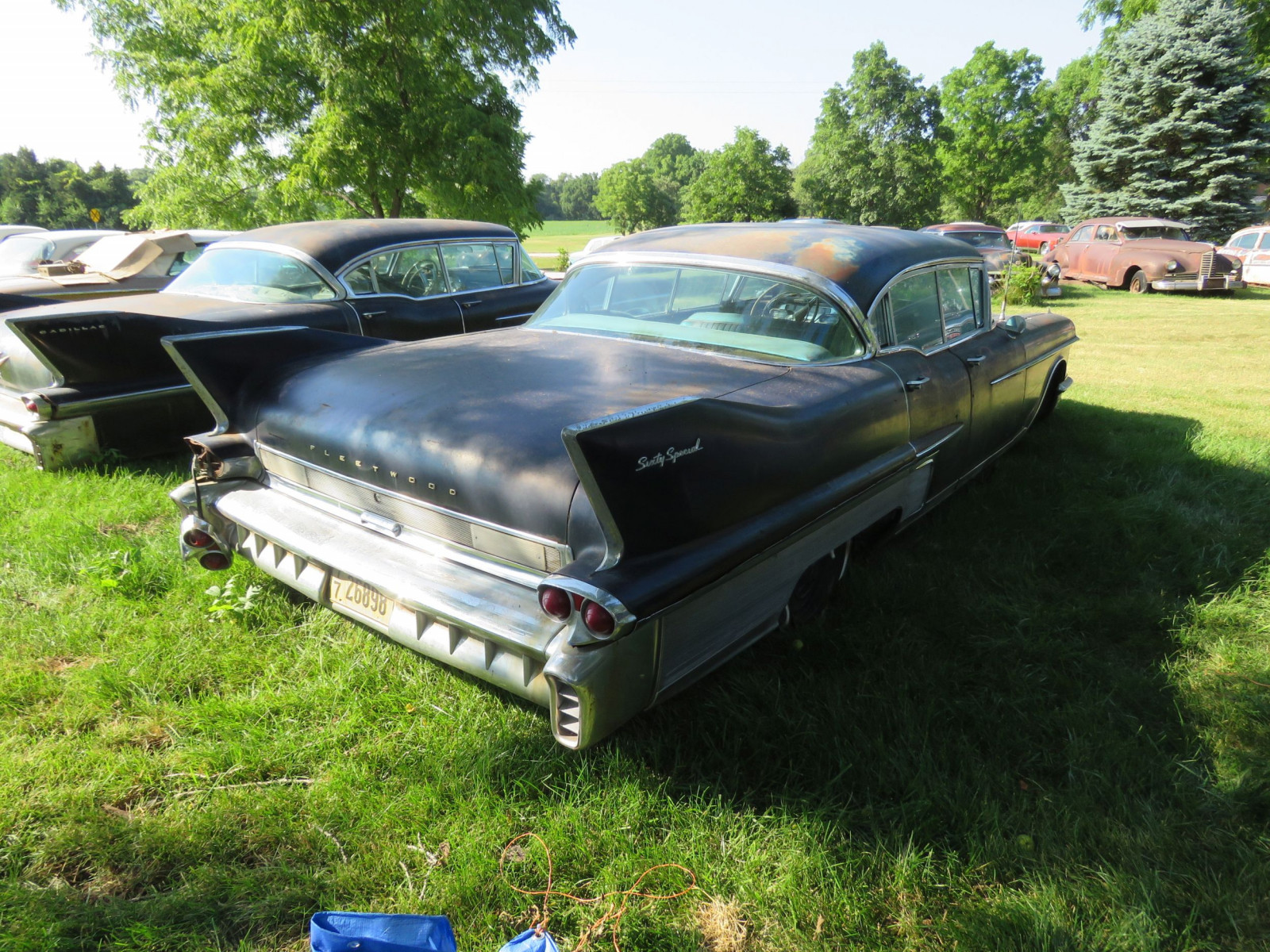 1958 Cadillac Fleetwood 60 Series 4dr HT - Image 5