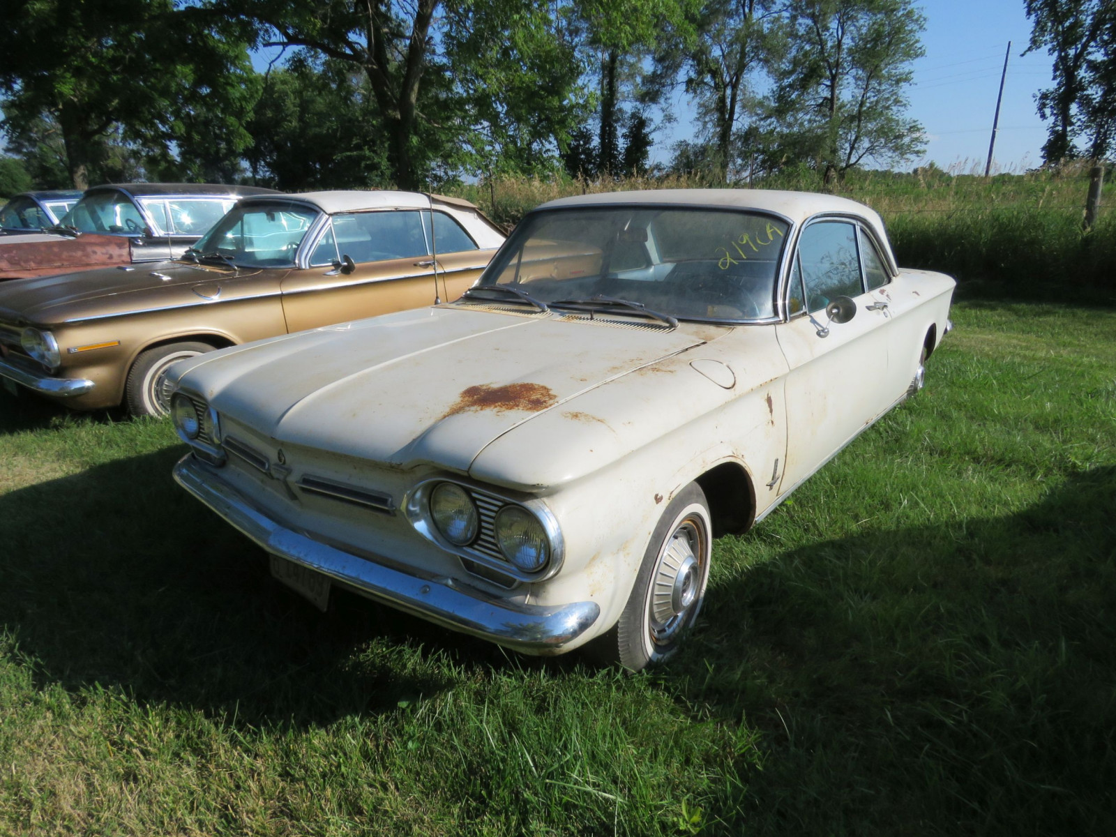 1962 Chevrolet Corvair Coupe - Image 1