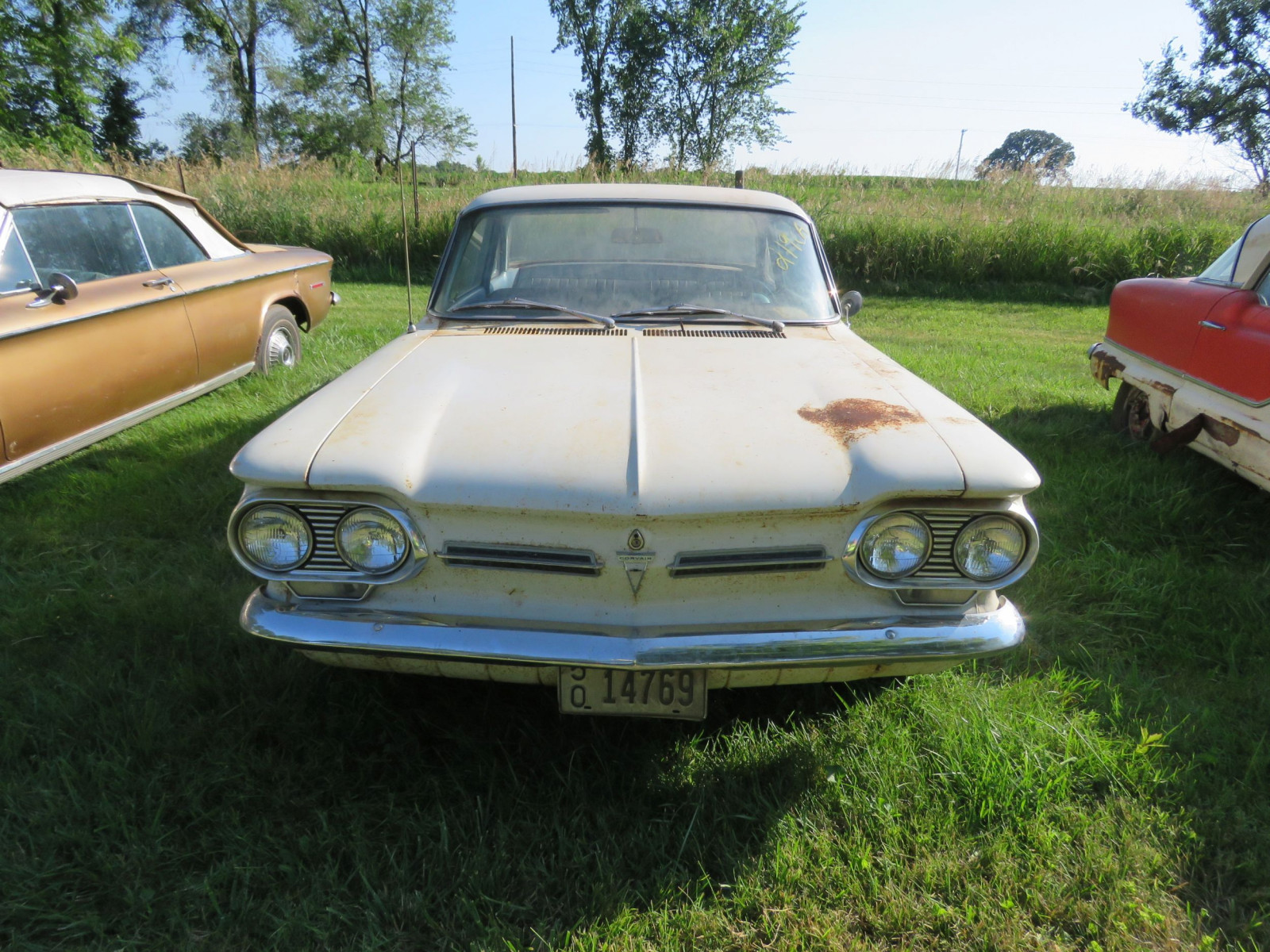 1962 Chevrolet Corvair Coupe - Image 2