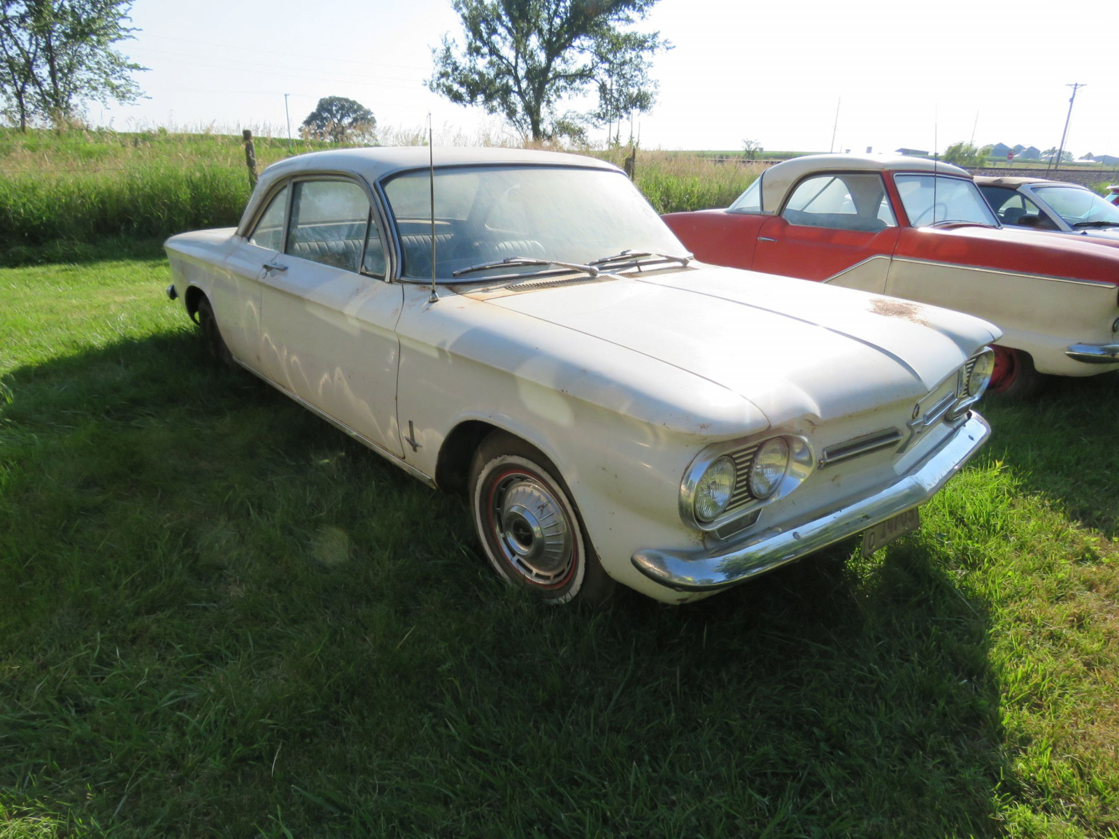 1962 Chevrolet Corvair Coupe - Image 3