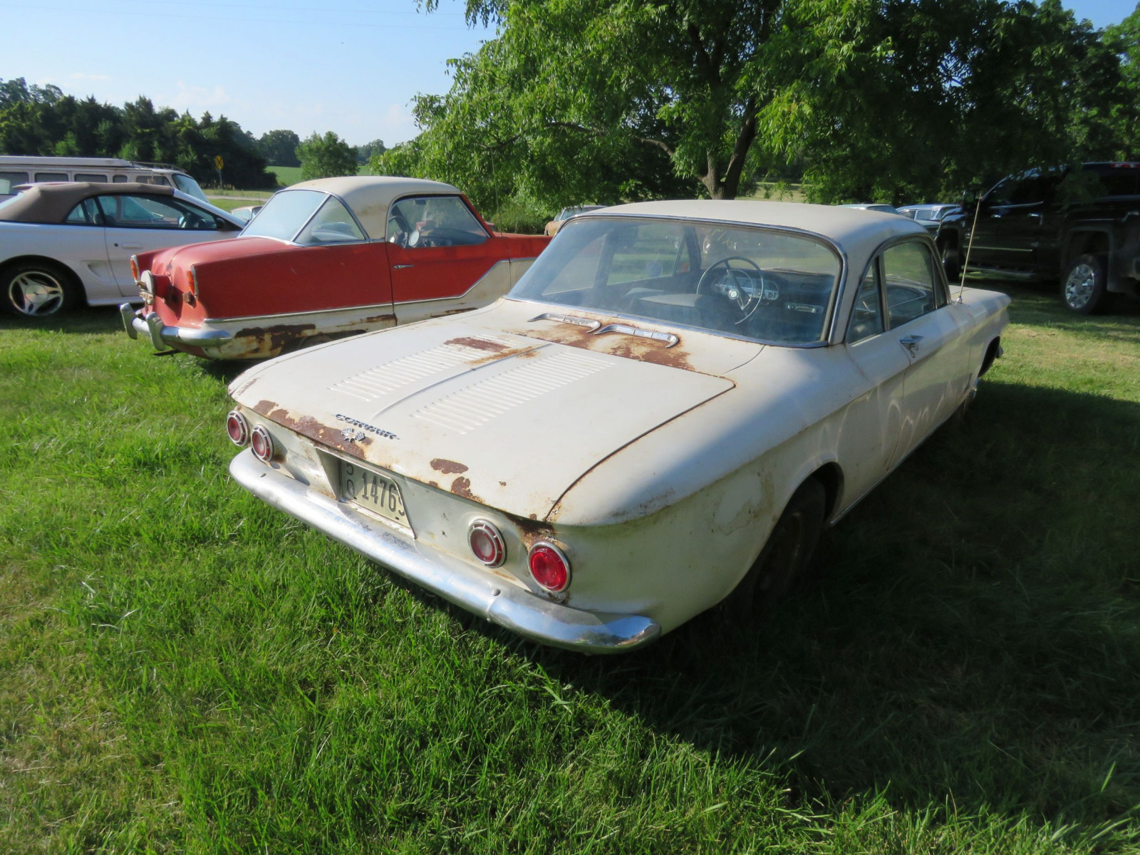 1962 Chevrolet Corvair Coupe - Image 5