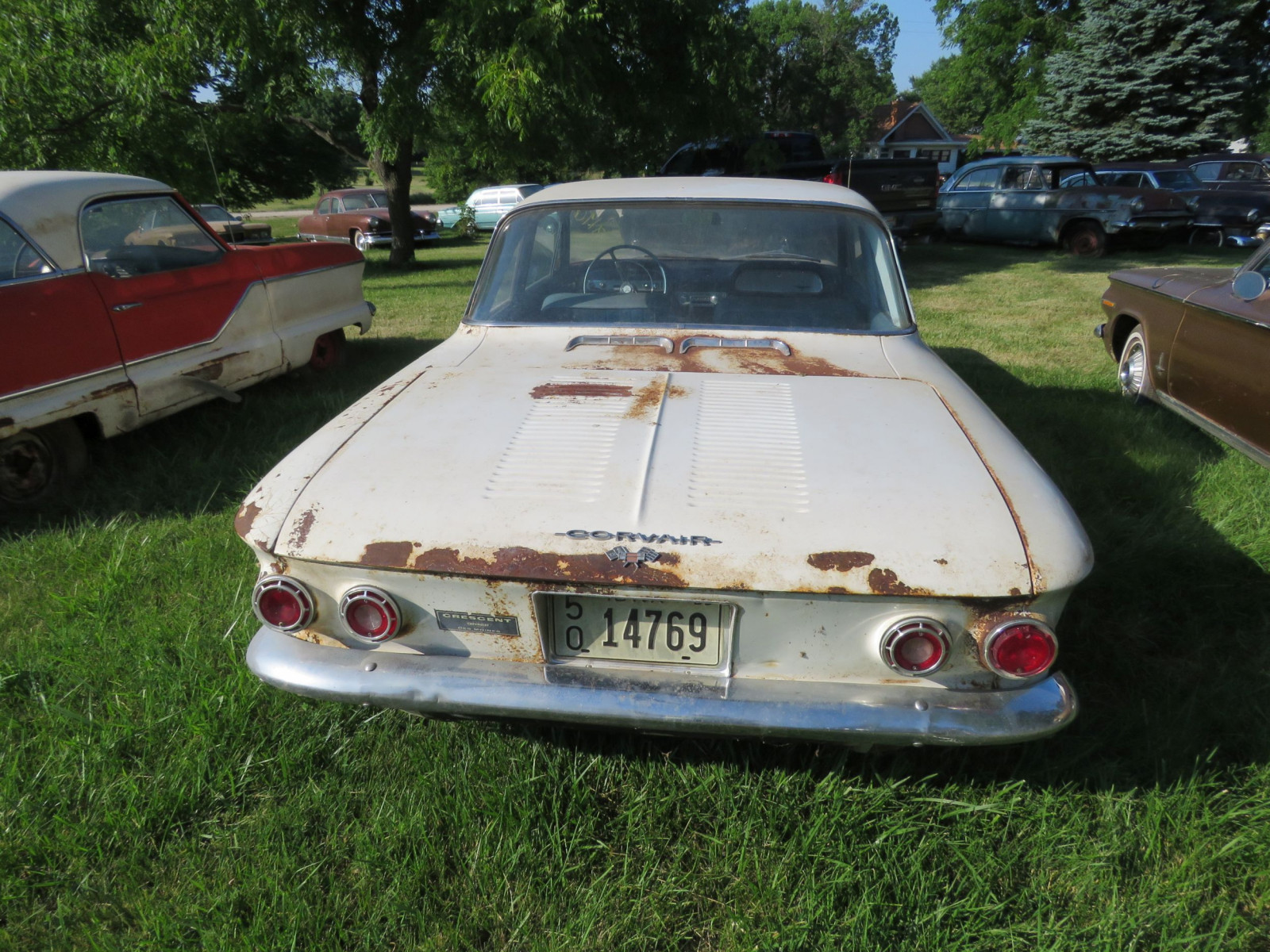 1962 Chevrolet Corvair Coupe - Image 6