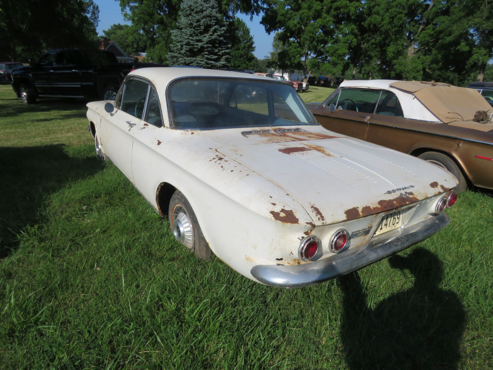 1962 Chevrolet Corvair Coupe - Image 7